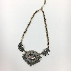 4/$25 Loft Antiqued Statement Necklace